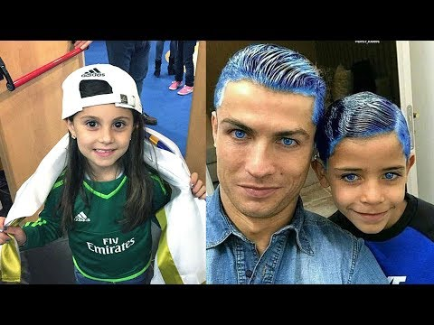 Real Madrid Players Kids 2018 – Who is Most Cute ?