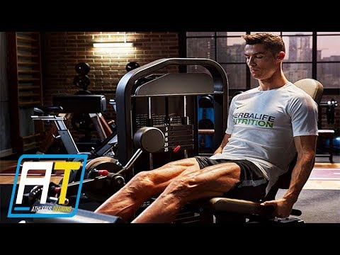 Cristiano Ronaldo Strength & Conditioning Workout 2018 | Athletes Training