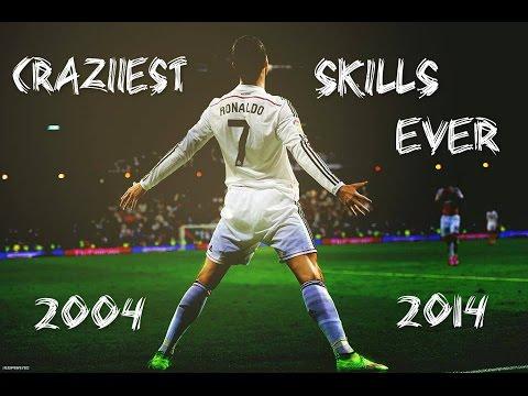 Cristiano Ronaldo ● Craziest Skills Ever ● 2004/2014 ► Teo CRi