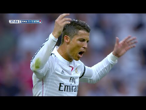 Cristiano Ronaldo vs Atletico Madrid HD 1080i (13/09/2014)