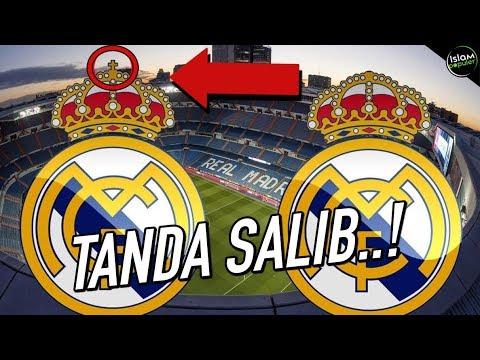Jarang Diketahui Fans Bola Muslim! Inilah Fakta Logo Real Madrid