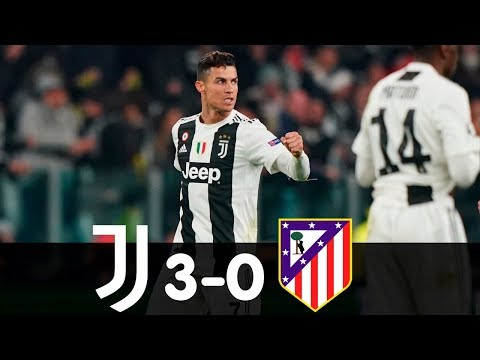 Juventus vs Atletico Madrid 3-0 All Goals & Highlights 12/03/2019