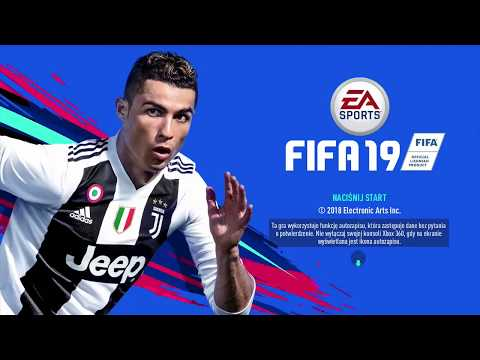 FIFA 19 XBOX 360 GAMEPLAY: Juventus vs. Real Madrid