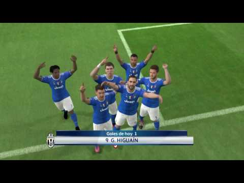 PES 2017 – Juventus vs Real Madrid – UEFA Champions League Final