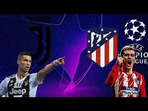Atletico Madrid Vs Juventus UEFA 2019 Promo  《Thunder》
