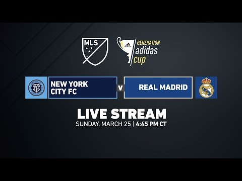 New York City FC vs Real Madrid – Champions Division | 2018…