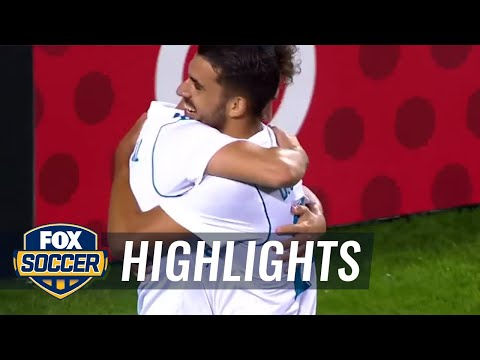 Real Madrid vs. MLS All-Stars | 2017 MLS All-Star Game Highlights