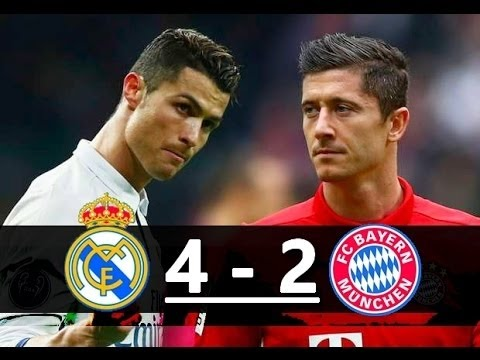 Real Madrid vs Bayern Munich 4-2 Highlights & All Goals – 18/04/2017