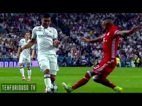 Real Madrid vs Bayern Munich 4-2 Goals and Highlights with English Commentary (UCL) 2016-17