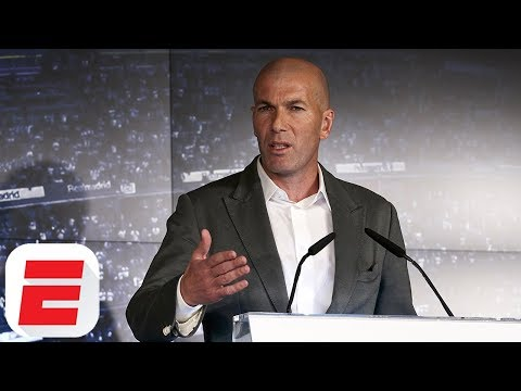 Zinedine Zidane: I'm Back Home To Give Real Madrid What They Need