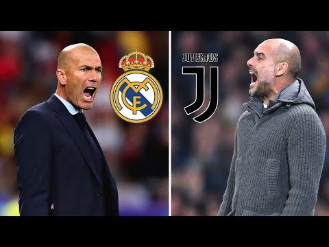 Zidane back to Real Madrid, Guardiola to Juventus? – Best of the weekend – Oh My Goal