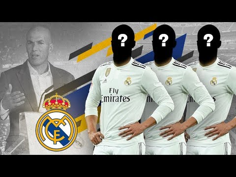 The 3 players Zidane wants to bring to Real Madrid – Oh My Goal