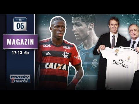 Kader-Planspiele 2018/19: Real Madrid im Fokus | TRANSFERMARKT