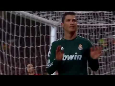 Manchester United vs Real Madrid 1-2 Highlights (UCL) 2012-13 HD 720p (English Commentary)