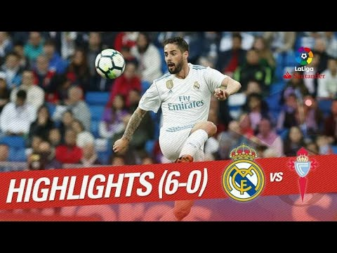 LIVE • Real Madrid vs Celta Vigo • 16 maret 2019 HD 1080i