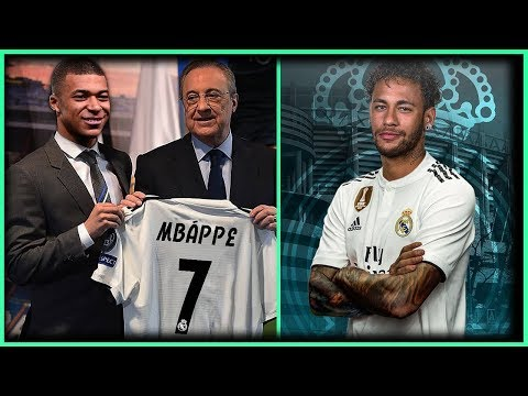 Top 10 REAL MADRID Transfer Targets Summer 2019 : Transfer News ft. Mbappe & Neymar