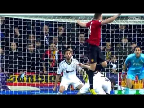 Real Madrid vs Manchester United 1 1   Champions League 2012 13  Full Highlights  HD