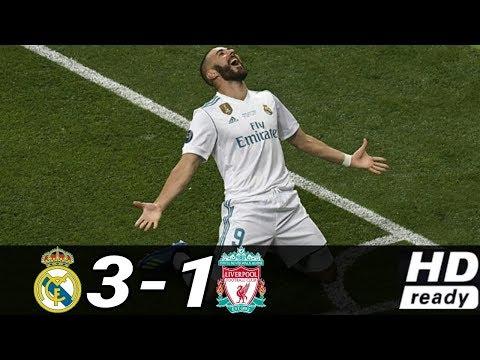 Real Madrid 3-1 Liverpool ● ESPN ● Relato (Fernando Palomo) ● UCL 26/05/18