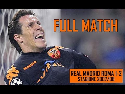 Real Roma 1-2 | Full Match Stagione 2007/08