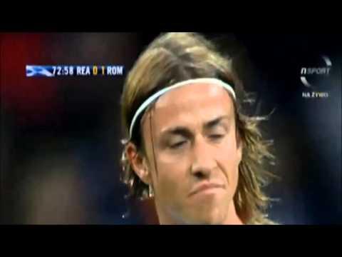 روما يهين ريال مدريد roma vs real madrid 2008