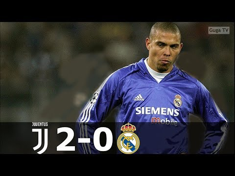 Juventus vs Real Madrid 2-0 (aet) – UCL 2004/2005 (2nd Leg) – Full Highlights