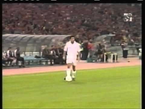 2001 September 11 AS Roma Italy 1 Real Madrid Spain 2 Champions League