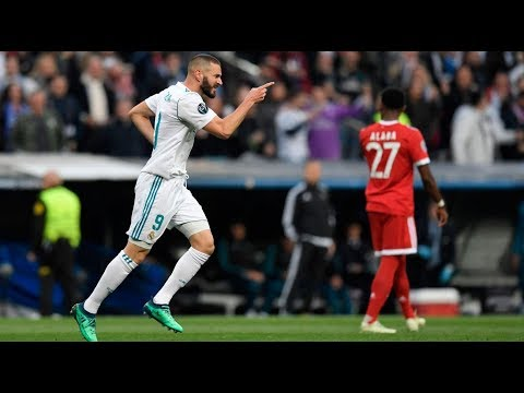 REAL MADRID 2-2 BAYERN MUNICH [ALL GOALS AND HIGHLIGHTS]2018