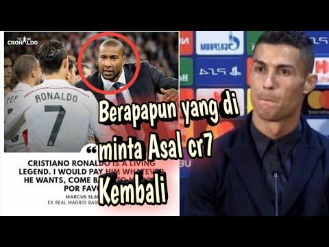 Demi Ronaldo Mau Balik Ke Real Madrid, Orang Ini Siap Bayar Berapapun Yang CR7 Mau!