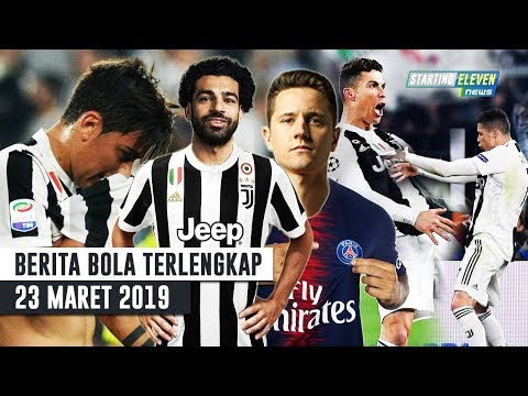 Dybala DIBUANG, M. Salah Masuk 😱 Ronaldo Resmi Di Denda 🤔 Herrera ke PSG (Berita Bola Terlengkap)