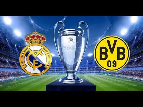 REAL MADRID vs BORUSSIA DORTMUND LIVE STREAM- CHAMPIONS LEAGUE WATCHALONG (SCORE) MATCH 26/9/17