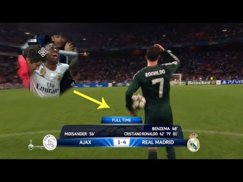 Real Madrid Humiliations That Ronaldo Would Have Saved In 2019!!!