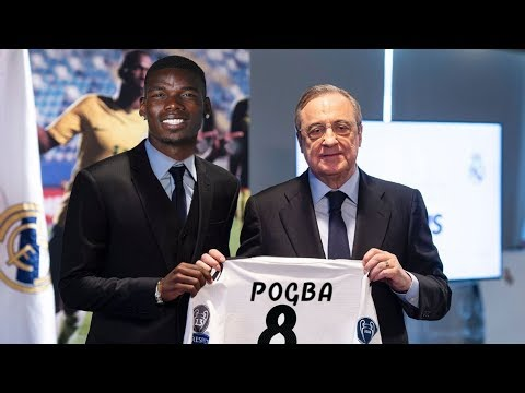 REAL MADRID  SUMMER TRANSFER TARGETS 2019 |PLAYERS ZIDANE COULD SIGN  ft. POGBA TO Real Madrid