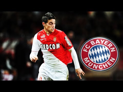 James Rodríguez – Welcome to Bayern Munchen – Skills, Goals & Assists 2013/2014 ||HD||