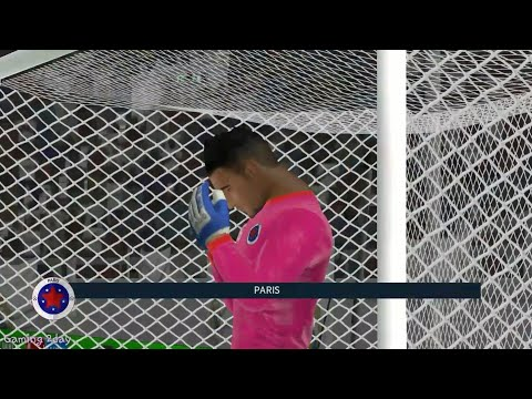 Real madrid vs Paris – Dream league soccer 2018 – Android/IOS gameplay #74