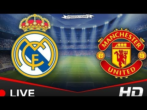 Real Madrid vs Manchester United LIVE – International Champions Cup 2018