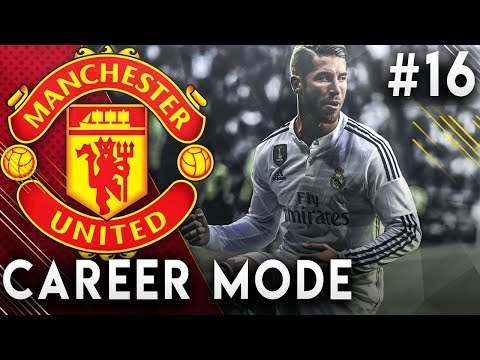 FIFA 19 Manchester United Career Mode EP16 – Real Madrid In The Champions League!!