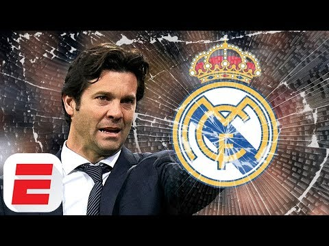 Real Madrid Manager Santiago Solari Says He 'Won't Quit' After Champions League Elimination