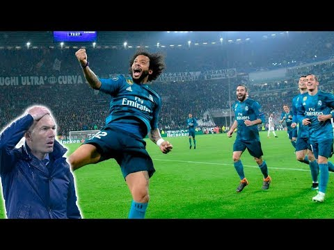 Real Madrid Crazy Goals under Zidane ● WOW 😮