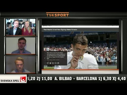 """Sågar Real Madrids värvning: """"Väldigt, väldigt tveksamt"""" – TV4 Sport"""