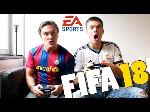 FIFA 18 TIME!
