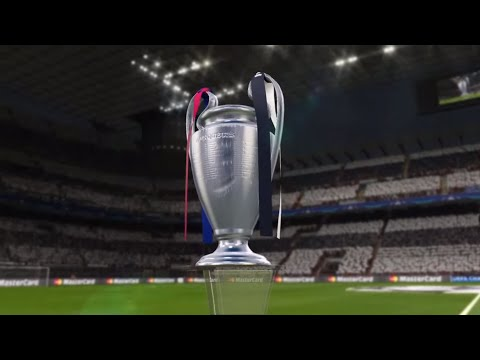 PES 2016 UEFA Champions League Final (FC Barcelona vs Real Madrid Gameplay)
