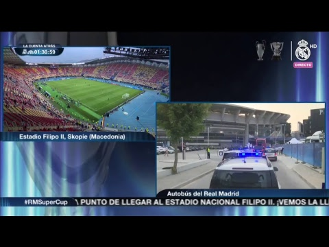 Real Madrid v Manchester United | Journey to the UEFA Super Cup