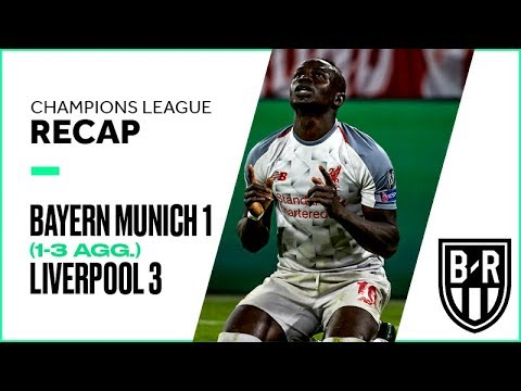 Bayern Munich 1-3 Liverpool (1-3 agg.): Champions League Recap with Goals and Best Moments