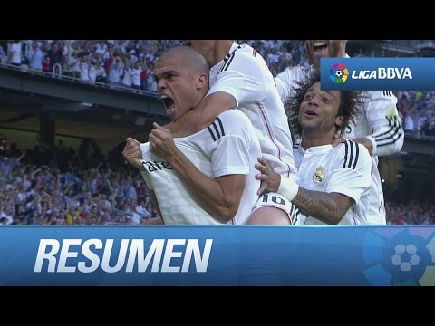 Resumen de Real Madrid (3-1) FC Barcelona – HD