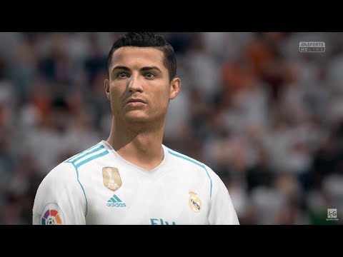 Real Madrid vs Liverpool – UCL Final FIFA 18