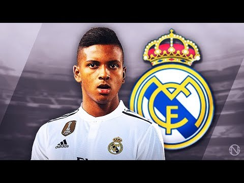 RODRYGO – Welcome to Real Madrid – Crazy Goals, Skills & Assists – 2018 (HD)