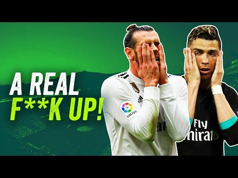 What the F**K happened at Real Madrid?