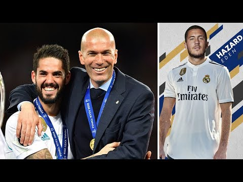 How Real Madrid could line up next season with Zidane – Oh My Goal