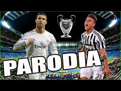 Canción Real Madrid vs Juventus 4-1 (Parodia Chayanne – Qué Me Has Hecho ft. Wisin)