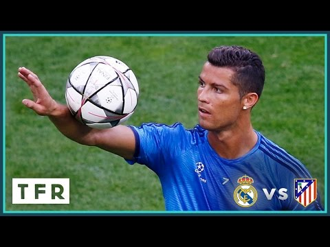 Zidane: 'Ronaldo WILL start the final' | REAL MADRID vs ATLÉTICO MADRID UEFA CHAMPIONS LEAGUE FINAL